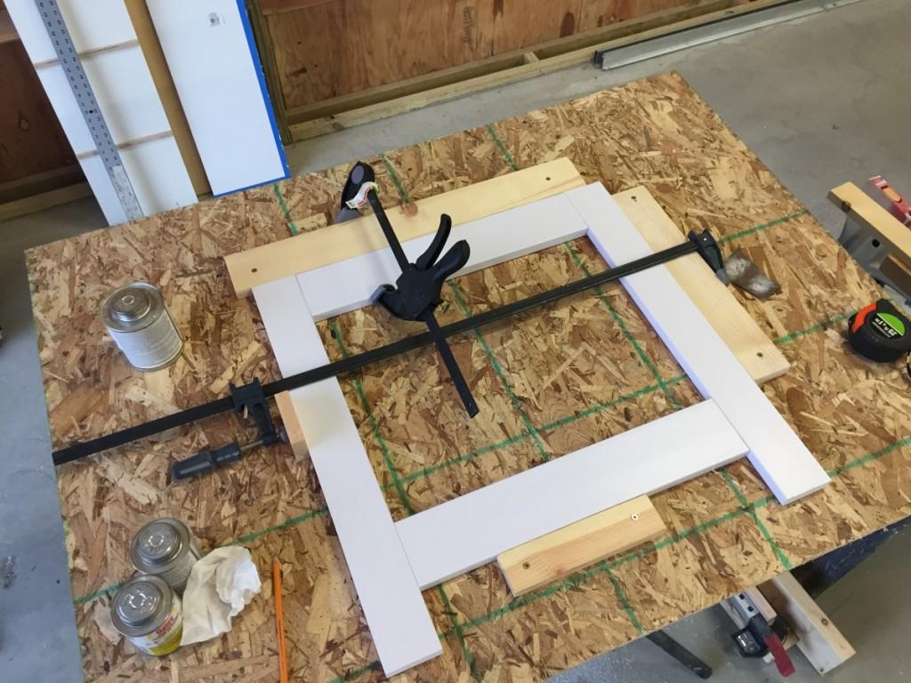 PVC Planter Clamping Jig