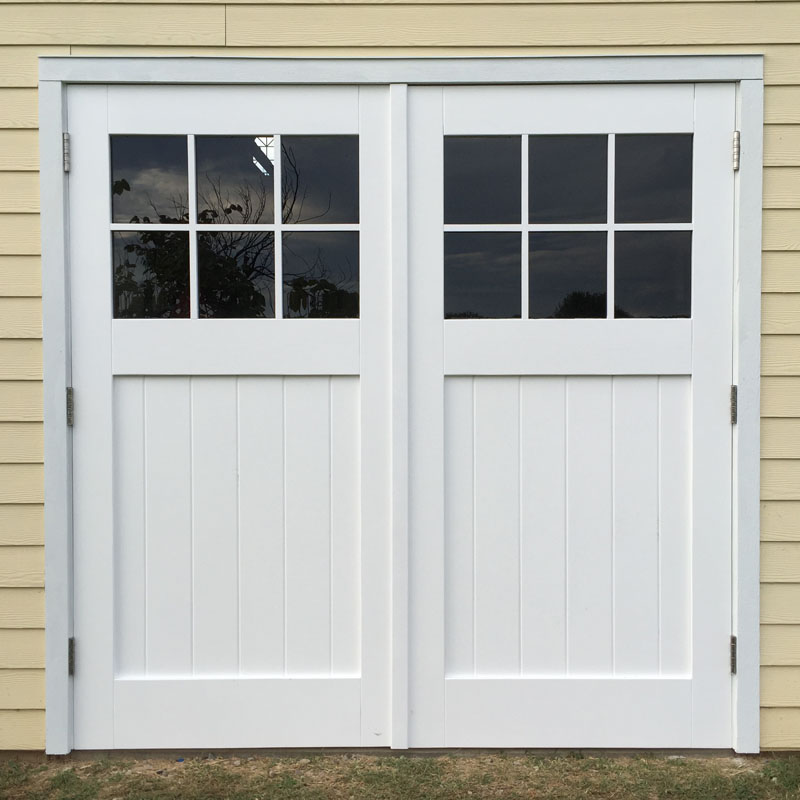 Carriage-doors-outside