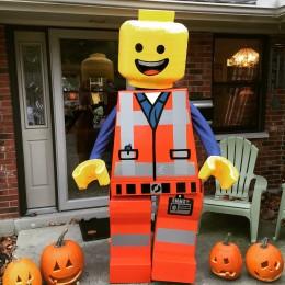 Emmet Lego Costume 2