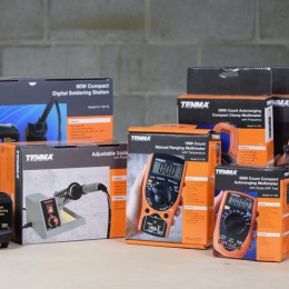 Repackaged Tenma Test and Soldering Equipment