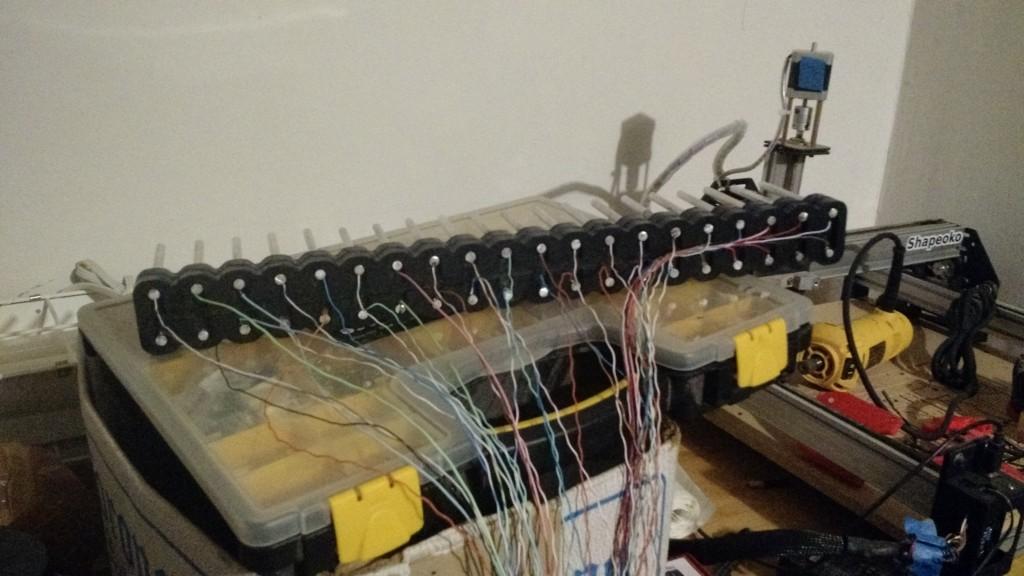Raspberry Pi Infinity+ GPIO Wiring