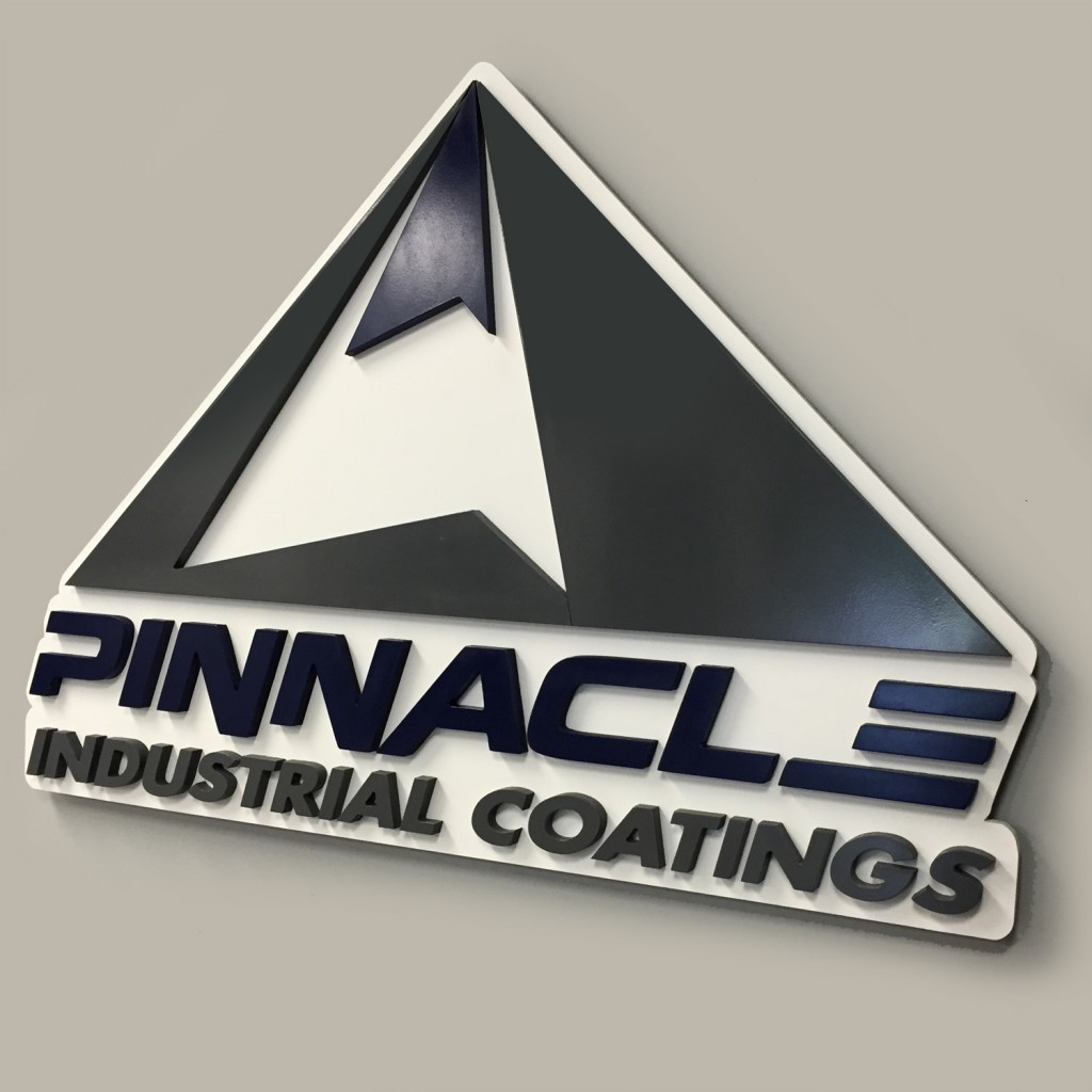 Pinnacle Industrial Coatings Sign