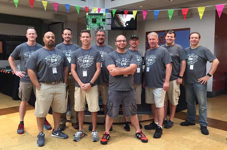 Team MCM 2016 Dayton Maker Faire