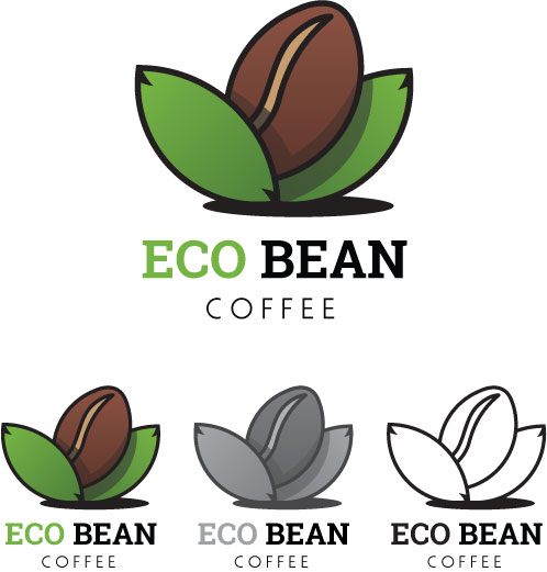 Eco Bean Coffee Logo
