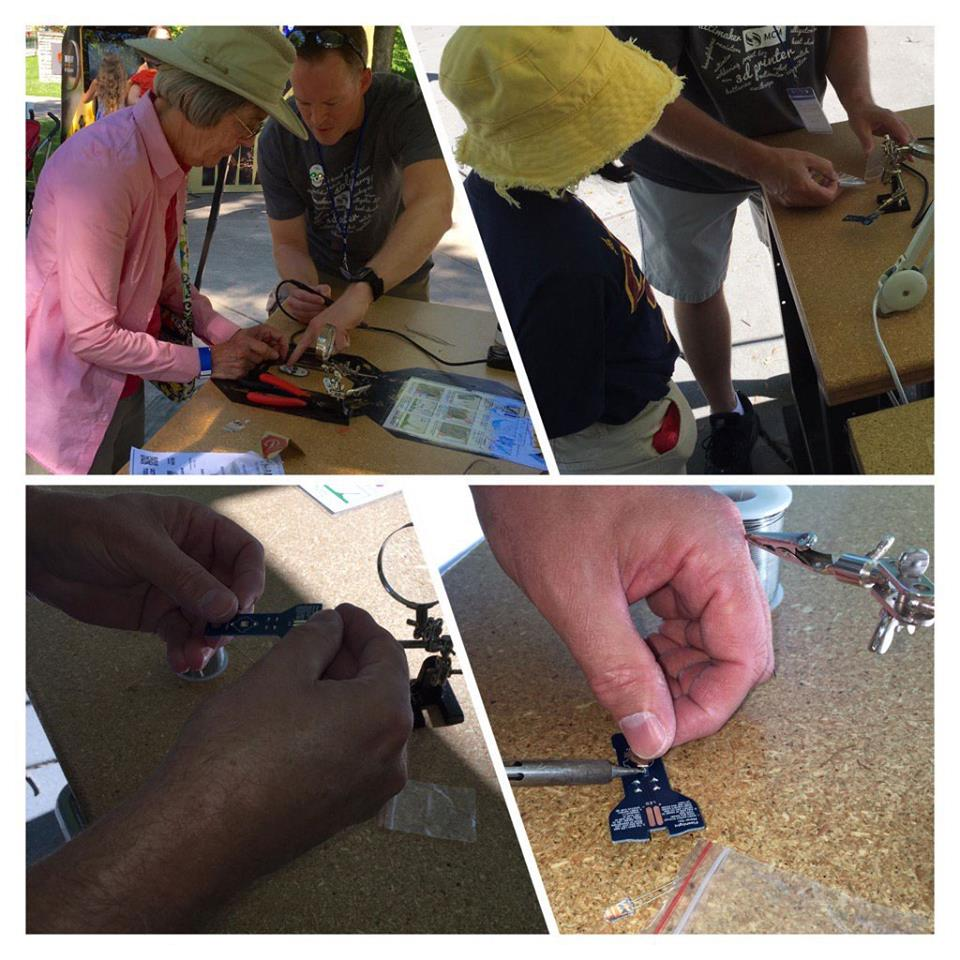 Learn to Solder Activity