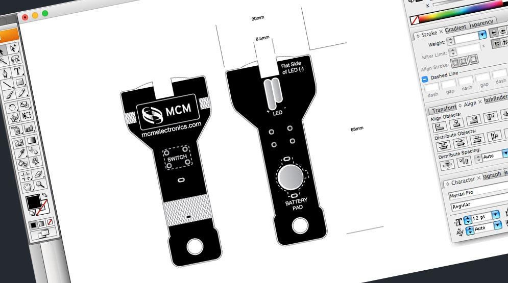 Learn to Solder Flashlight PCB Design | Christian Moist