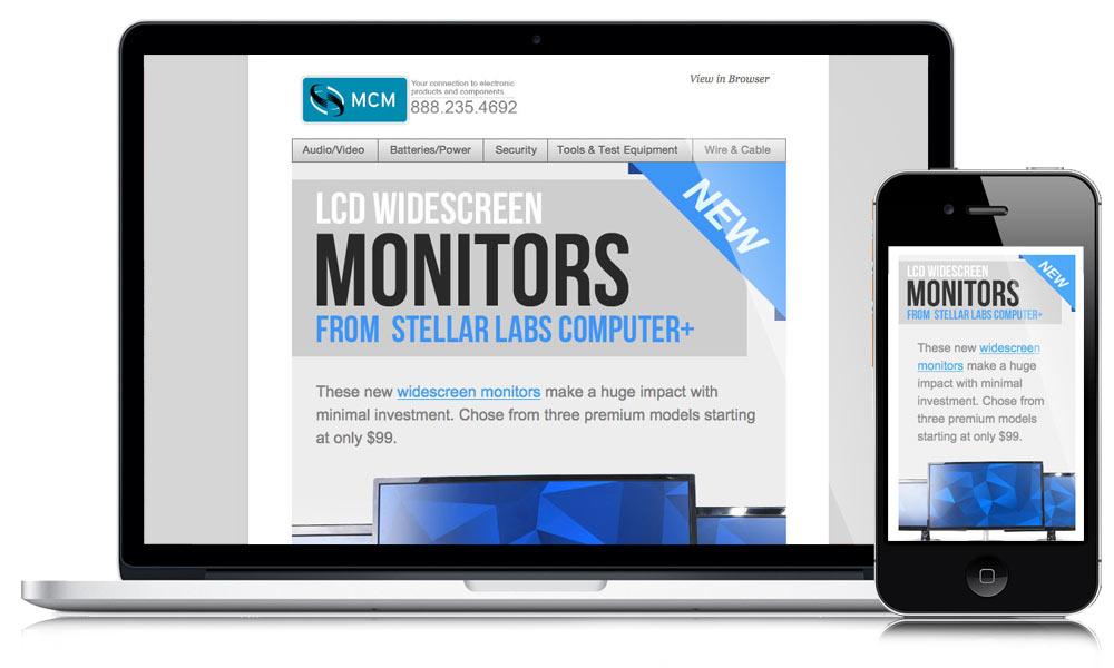 MCM Electronics Emails