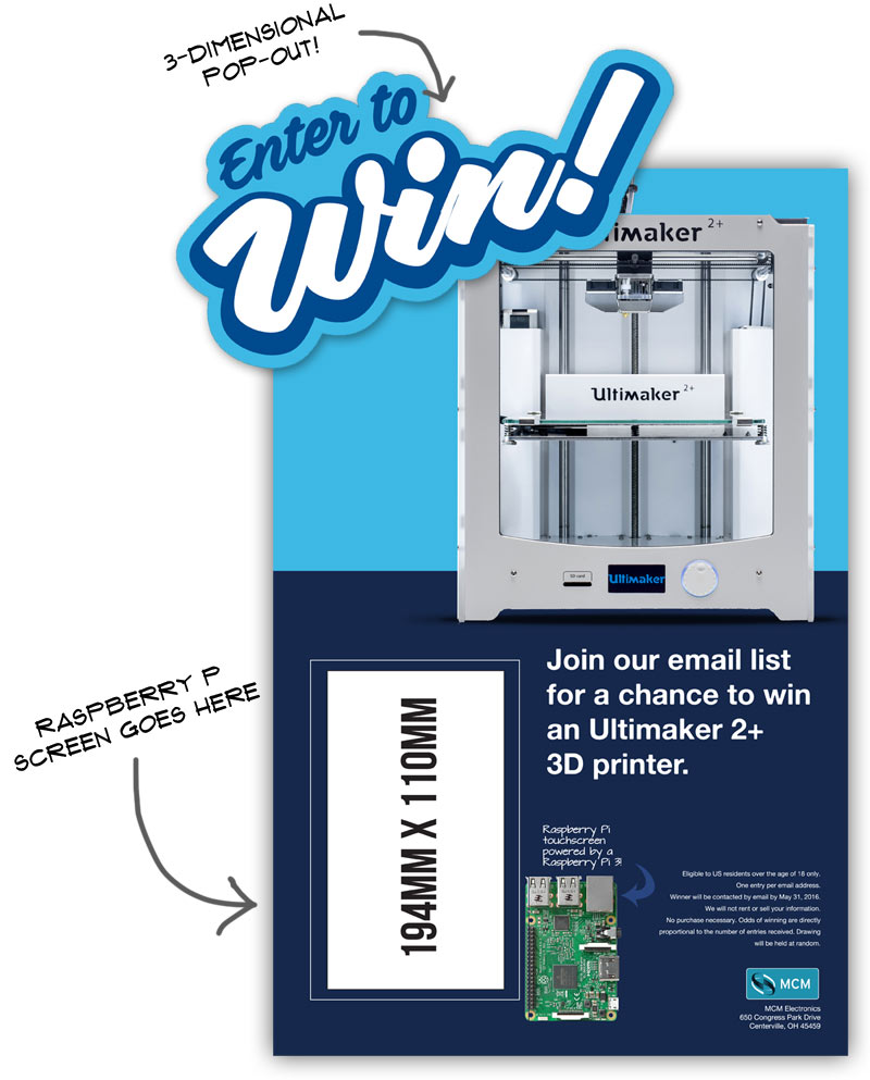 Win an Ultimaker