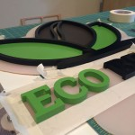 Eco Bean Sign Assembly