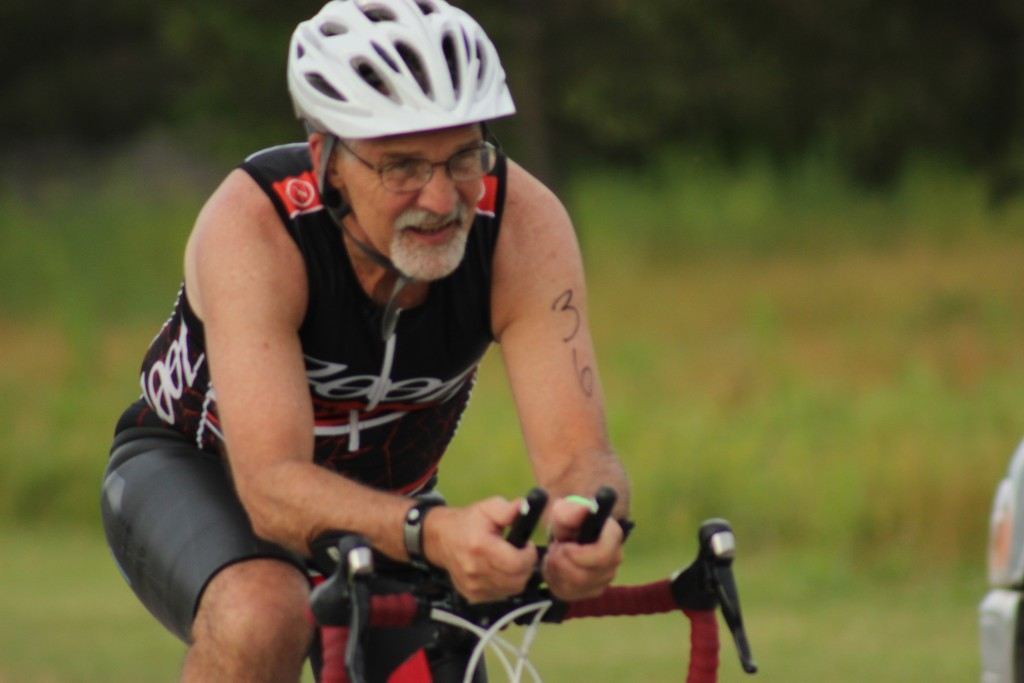 Ken Moist Triathlon